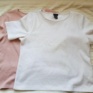 Ana Taylor Loft Tops size Large shirts